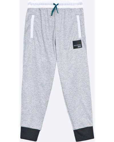 Брюки на резинке трикотажные с поясом Adidas Originals