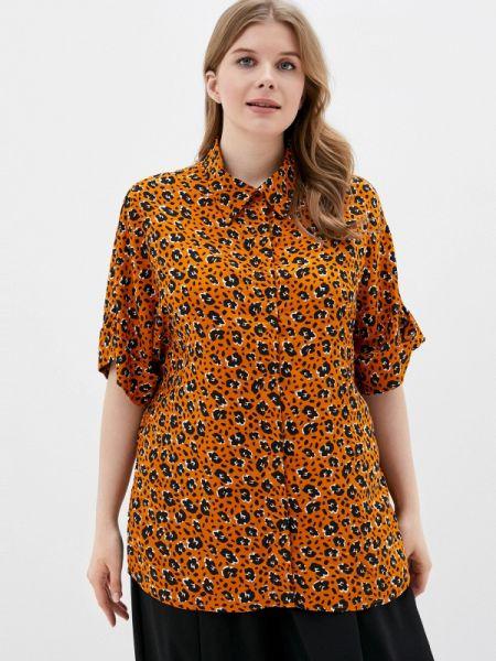 Блузка с коротким рукавом весенний Rosa Thea