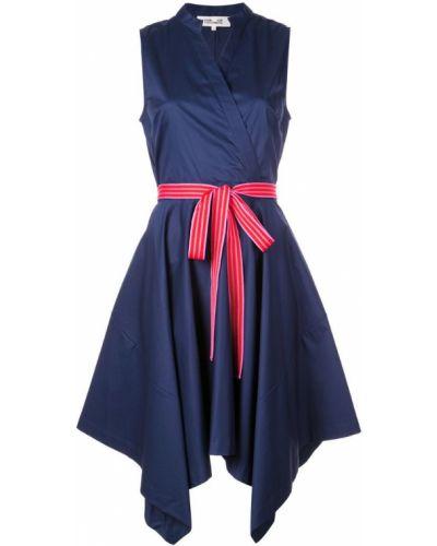 Платье с поясом платье-майка платье-рубашка Dvf Diane Von Furstenberg