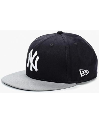 Синяя бейсболка New Era