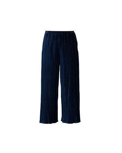 Синие брюки бархатные Armani Jeans