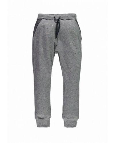 Серые брюки спортивные Mek