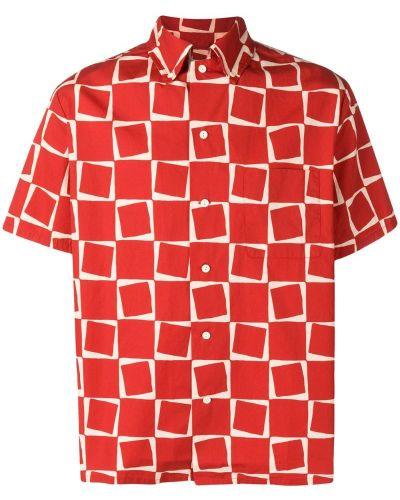 Рубашка с короткими рукавами с карманами с принтом Levi's Vintage Clothing