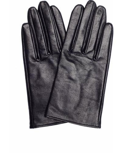 Кожаные перчатки Yohji Yamamoto