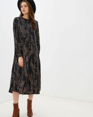 Платье прямое осеннее Noisy May