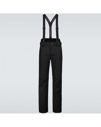 Czarne spodnie Fusalp