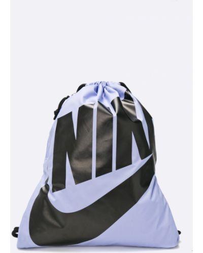 Рюкзак спортивный фиолетовый сиреневый Nike Sportswear
