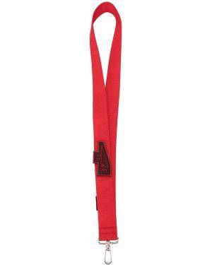 Брелок с логотипом красный A-cold-wall*