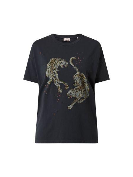 T-shirt bawełniany z printem Catwalk Junkie