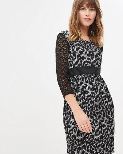 Вечернее платье осеннее французский Camomilla Italia