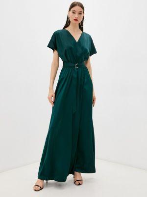 Вечернее платье - зеленое Seam