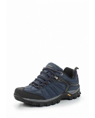 Синие треккинговые ботинки Ascot