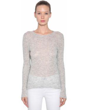 Трикотажный свитер - серый Rag&bone