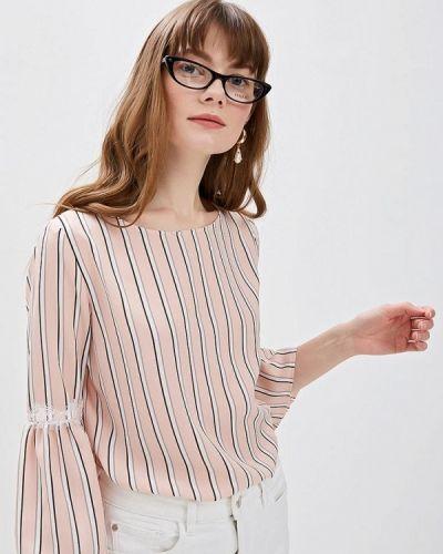Блузка с длинным рукавом розовая весенний Taifun