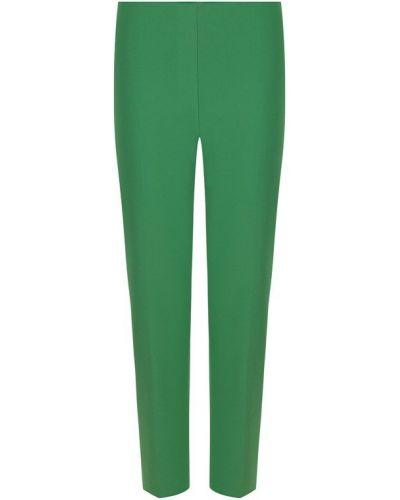 Укороченные брюки хлопковые однотонные M Missoni