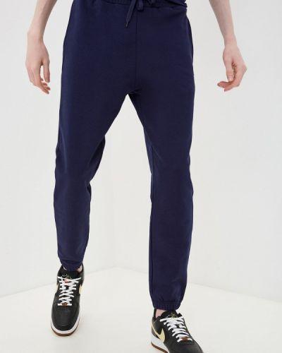 Синие спортивные брюки Lyle & Scott