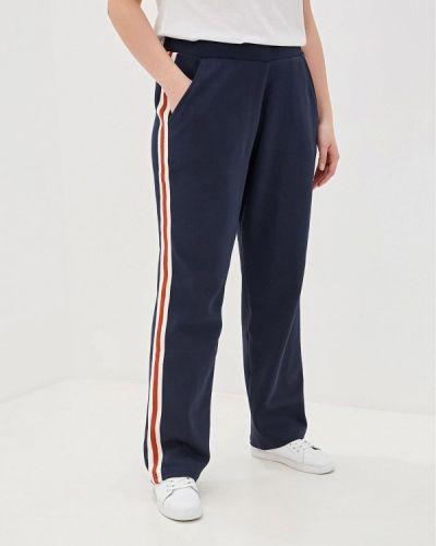 Спортивные брюки турецкий синие Ulla Popken