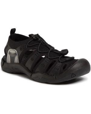 Klasyczne czarne sport sandały Keen