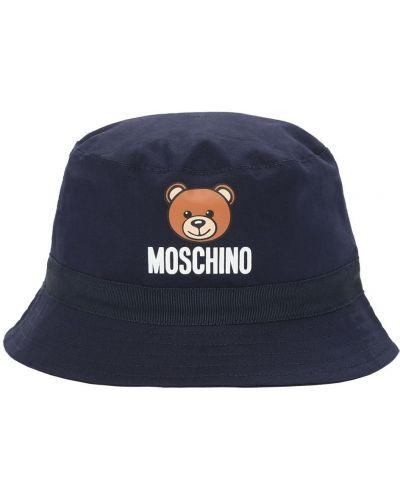 Bawełna bawełna kapelusz Moschino
