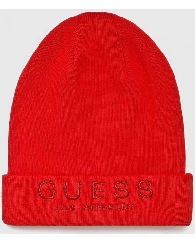 Красная шляпа Guess Jeans