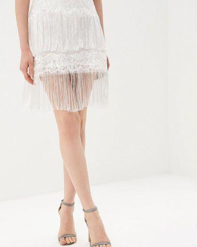 Белая юбка весенняя Glamorous