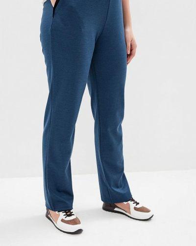 Синие брюки повседневные Svesta