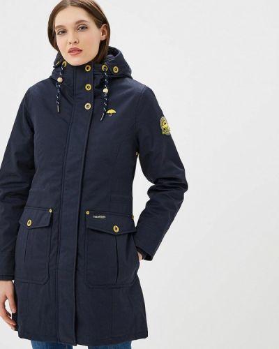 Утепленная куртка демисезонная осенняя Schmuddelwedda