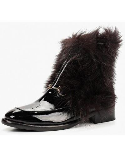 Кожаные ботинки осенние Ilvi