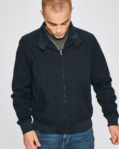 Утепленная куртка на резинке прямая Geox
