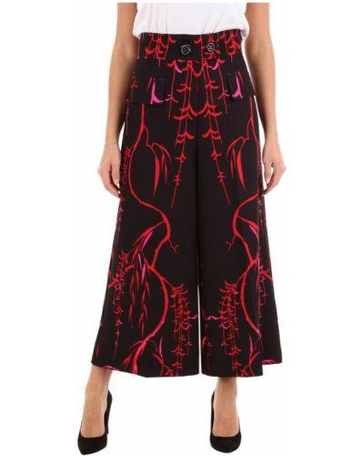 Czerwone spodnie Maesta