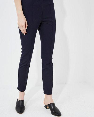 Синие зауженные брюки Theory