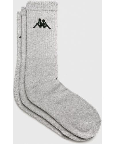 Носки набор серые Kappa