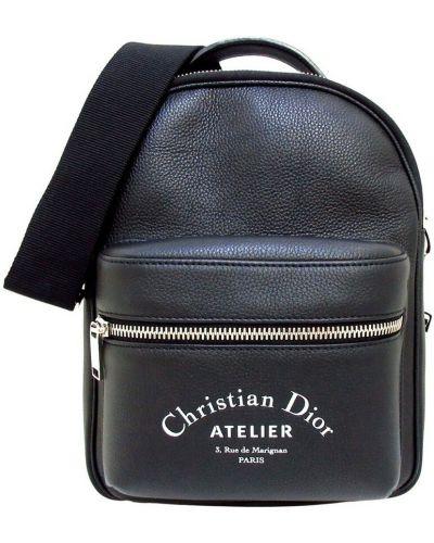 Czarna torba Dior Vintage