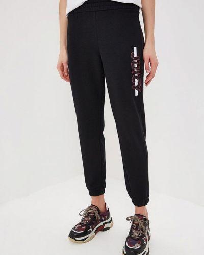 Спортивные брюки - черные Juicy By Juicy Couture
