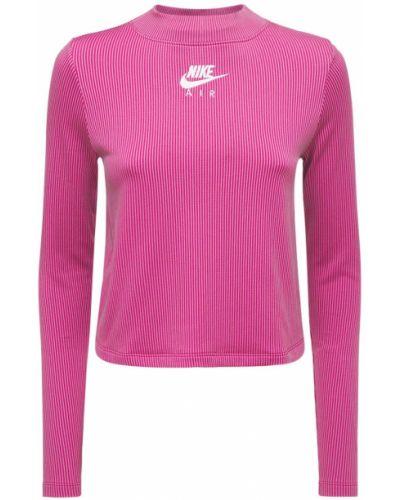 Топ - розовый Nike