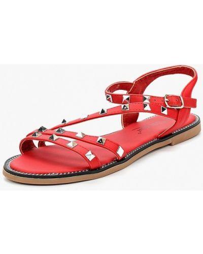 Красные сандалии Vivian Royal