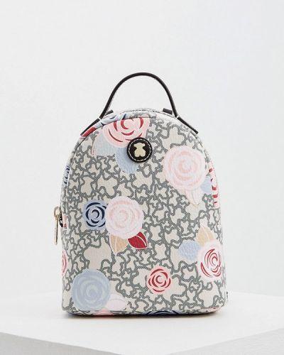 Рюкзак из искусственной кожи Tous