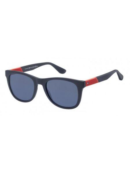 Etui na okulary z printem - czerwone Tommy Hilfiger