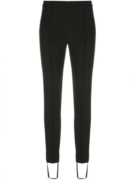Черные леггинсы эластичные Givenchy