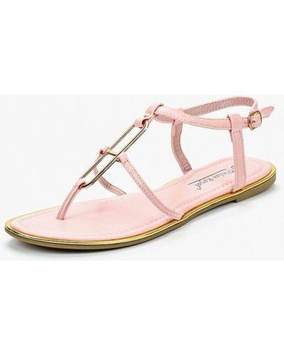 Розовые сандалии Vivian Royal