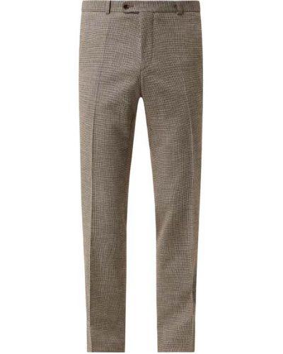 Spodnie wełniane Carl Gross