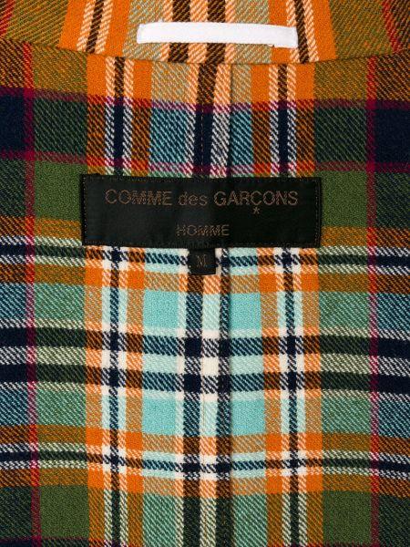 Костюмный желтый шерстяной костюм Comme Des Garçons Pre-owned