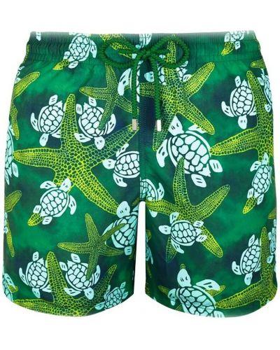 Zielone majtki Vilebrequin