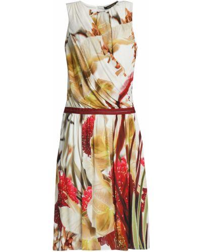 Платье с запахом Roberto Cavalli