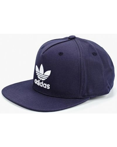 Синяя бейсболка Adidas Originals