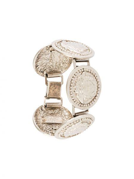Bransoletka ze srebra Versace Pre-owned