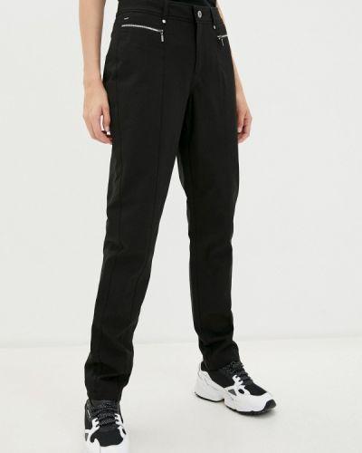 Черные теплые брюки Luhta