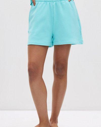 Бирюзовые брюки Lime