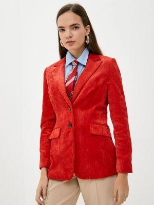 Пиджак - красный Taifun
