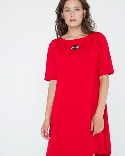 Платье прямое осеннее Eliseeva Olesya